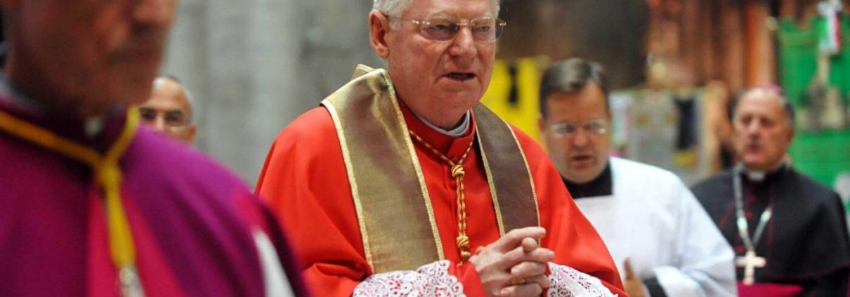 Response to Cardinal Scola's House of Lords Speech