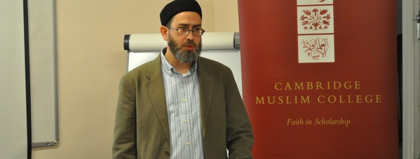 cambridge_muslim_college_MFurber
